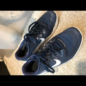 Nike Shoes - Navy Blue Metcons